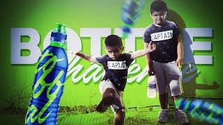 PINO Y ARES El reto de la botella - WATER BOTTLE FLIP!!