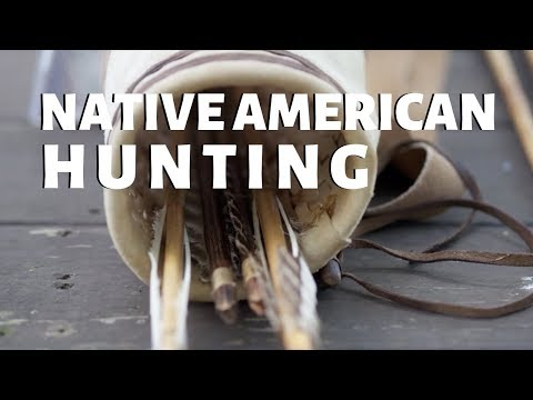Ancient Native American Technology Used For Hunting