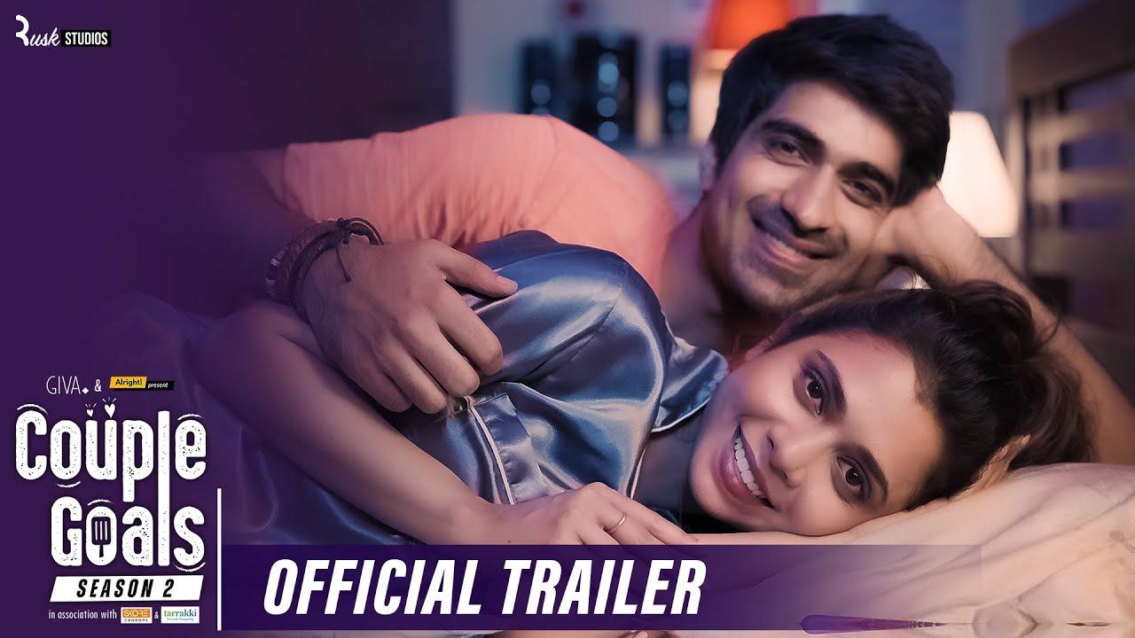 Couple Goals S2 - Official Trailer   Mini Web Series   Shreya Gupto & Keshav Sadhna   Alright!