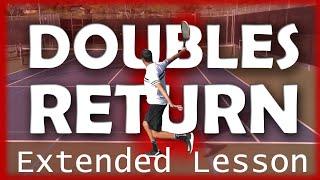 Doubles Serve Return: 5 Questions | EXTENDED LESSON