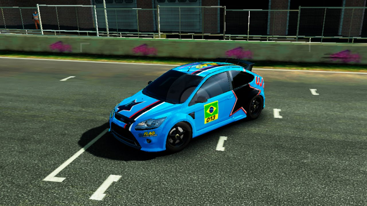 Real Racing 3 Modif