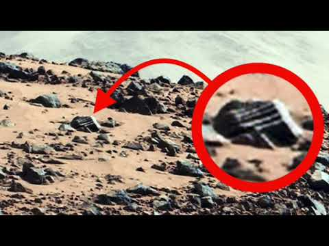 Ancient Temple Found On Mars With Doorway! Proof Of Intelligent Life! UFO Sighting News.