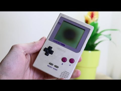 Let's Refurb! - Original 1997 Gameboy Pocket!