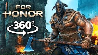 For Honor - Trailer em 360º: No coração da batalha