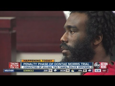 Life or death: Penalty phase begins for Dontae Morris