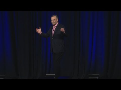 "NPC17 Opening Keynote | Peter Leyden, ""The Reinvention of America"""