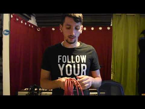 How to Wrap XLR Cables Like A Pro