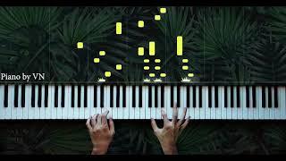 Ebru Yaşar - Kalmam - Piano by VN