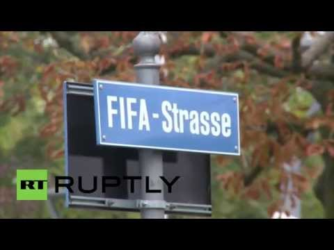 Switzerland: Calm before the storm at FIFA HQ as Sepp Blatter faces criminal charges
