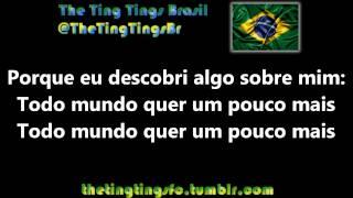 The Ting Tings - Guggenheim (Tradução)
