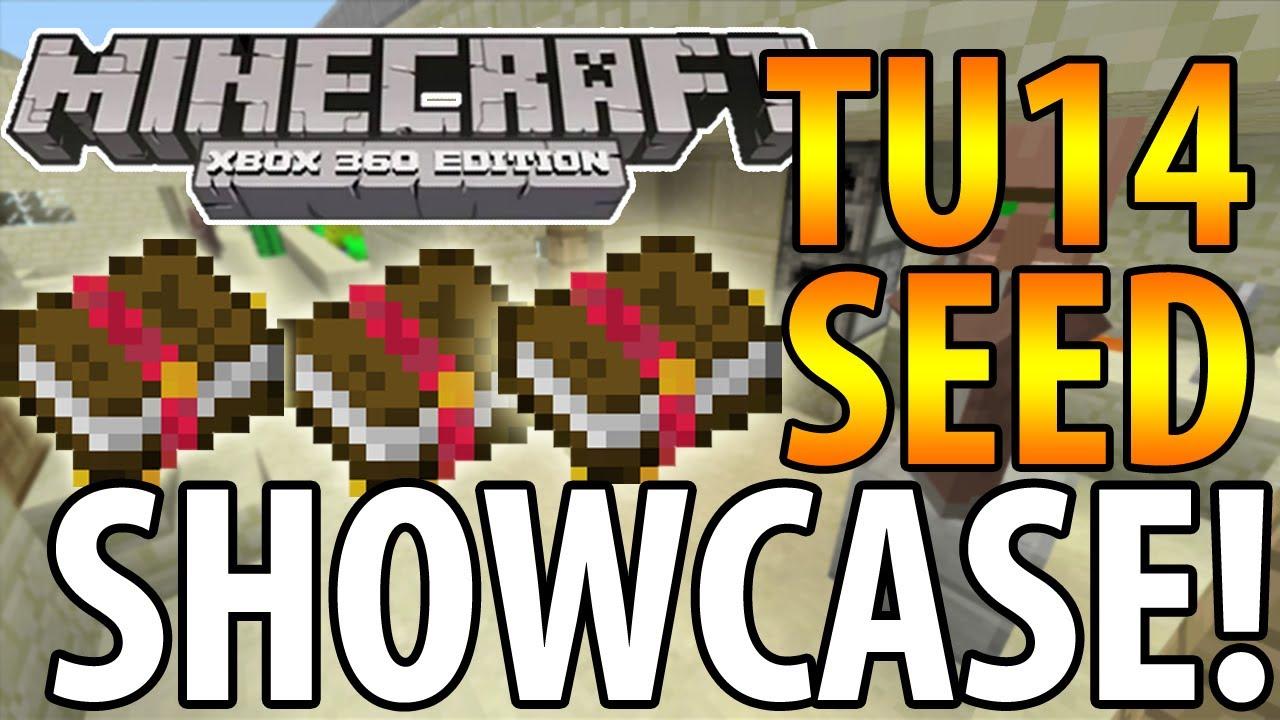 How To Make A Book Minecraft Xbox : Minecraft xbox tu seed showcase enchanted