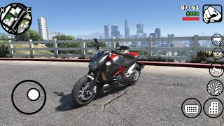 New Bikes Pack For Gta San Andreas Android | DUCATI DIAVEL , KTM