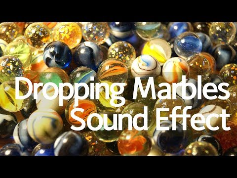 Marbles Sounds, Beads Sounds, Sound Effect, White Noise, ASMR, 유리구슬