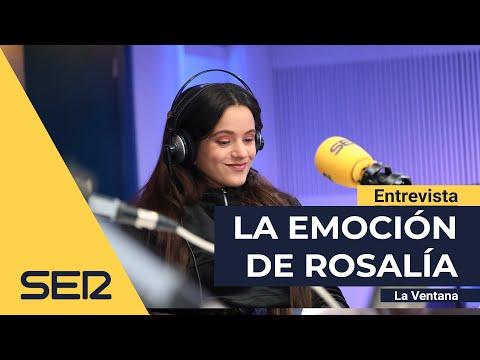 La emoción de Rosalía al escuchar lo que despierta El Mal Querer: Casi lloro