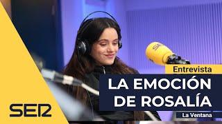 """Download La emoción de Rosalía al escuchar lo que despierta 'El Mal Querer': """"Casi lloro"""" Mp3 and Videos"""