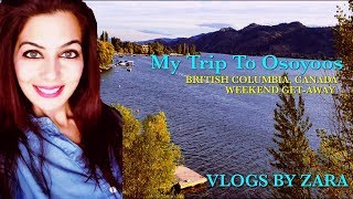 Hey Peeps!! I'm back home in Canada for the summer!! Join me as I travel to the little picturesque town of Osoyoos in British Columbia, Canada. Osoyoos is ...