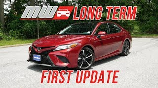 Long Term: 2018 Toyota Camry XSE (First update)