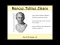 Cicero, In Catilinam 1,3: interaktive Übersetzung [Let's translate]