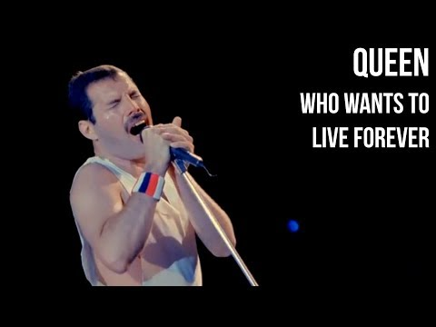 Queen - Who Wants To Live Forever | Sub Español + Lyrics