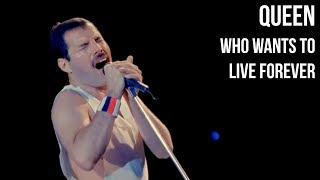 Baixar Queen - Who Wants To Live Forever | sub Español + lyrics