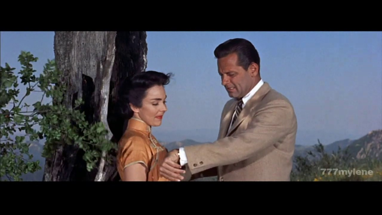 The Four Aces - Love is a Many Splendored Thing (film) 慕情(映画 ...