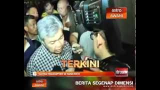 Sidang Media oleh Datuk Seri Ahmad Zahid Hamidi