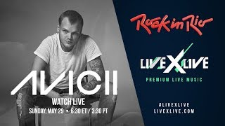 Avicii - Live @ Rock In Rio Lisboa 2016