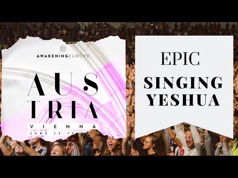Awakening Vienna 2019 - Yeshua (spontaneous)