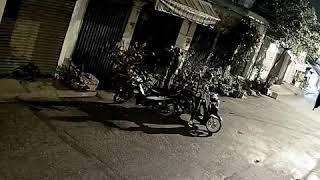 Thanh niên chôm xe máy. Bị bắt tại trận