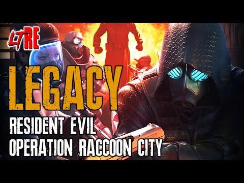 RESIDENT EVIL: OPERATION RACCOON CITY - LEGACY LIVE STREAM