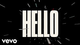 Repeat youtube video Karmin - Hello (Lyric Video)