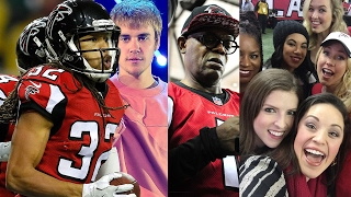 14 Celebs Rooting For Atlanta Falcons In Super Bowl 51