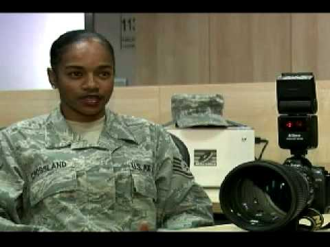Air Force Times Airman of the year