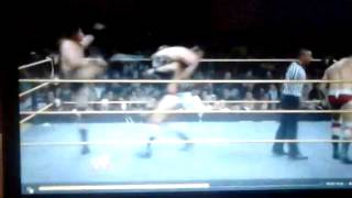 WWE NXT Enzo amore & Colin cassady vs Jason jordan & Tye dillinger ( 8/7/ 2014)
