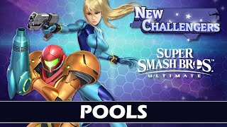 Smash Ultimate At New Challengers Stage 11 Platform - Ish Shulk Vs Wuki Lucario Wiifit