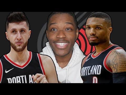 Rebuilding The Portland Trail Blazers in NBA 2K19