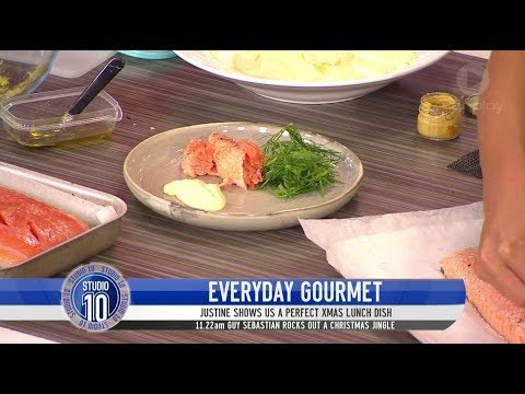 Download Youtube: A Perfect Christmas Lunch w/ Justine Schofield | Studio 10