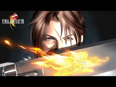 Save Final Fantasy 8 || All Cutscenes || HD Movie Version || Final Fantasy VIII Images