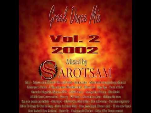 Greek Dance Mix Vol. 2 2002 by Dj Sarotsam