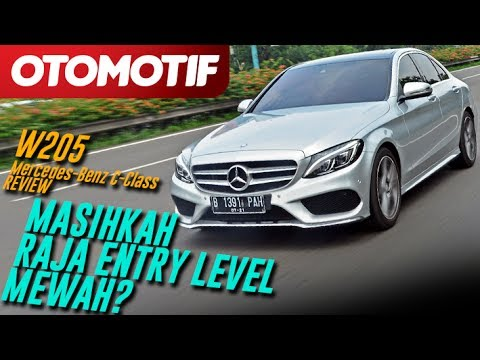 "Mercedes-Benz C-Class (W205) Review - Apa Kabar Sedan Mewah ""Murah"" Premium Paling Terkenal?"