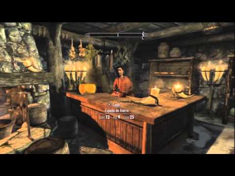 Skyrim - Tutorial: Como Robar la Garra Dorada