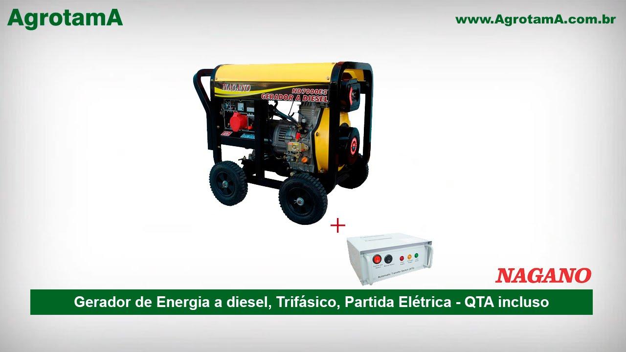 ae035bb6a15 Gerador de Energia a diesel