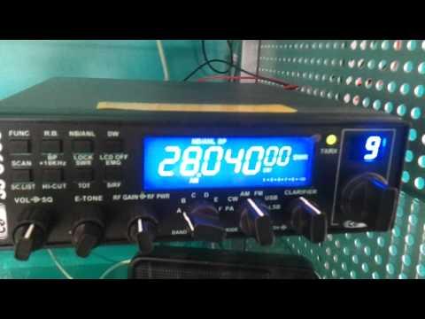 RĀCIJAS CRT SS6900 Review CB RADIO...