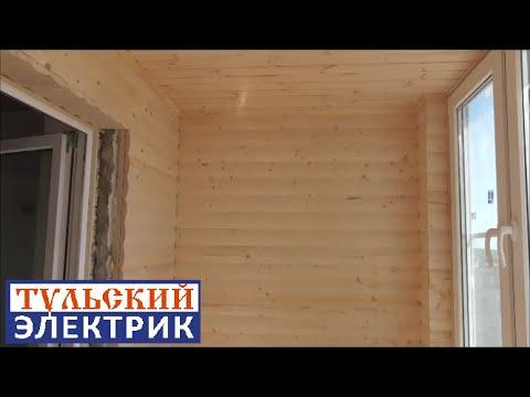 Отделка балкона за 2 дня. утепление балкона. - youtube.