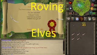 OSRS Quest - Roving Elves