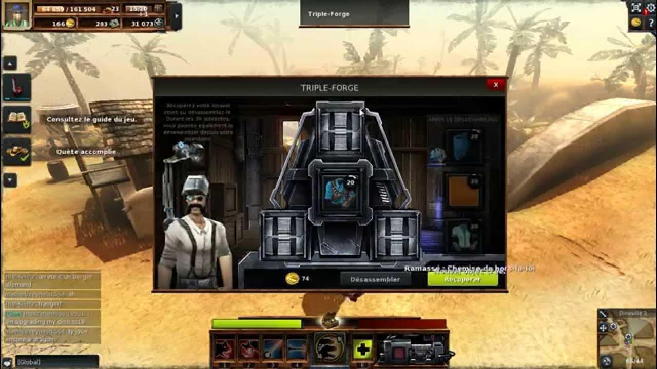 Dino Storm Triforge 1 Youtube