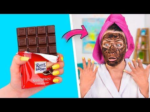 Kahve – Çikolata Yarışması! / Çikolata Tatlılar Ve Akşam Yemekleri Için Nasıl Kullanılır