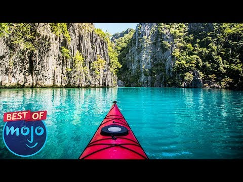 Top 10 Most Beautiful Places in the World — Best of WatchMojo