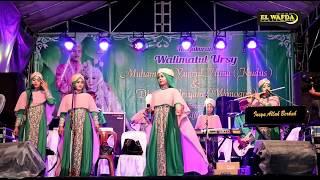 JASA IBU | LAGU QASIDAH SEDIH | EL WAFDA LIVE SHOW JIPANG PAKIS KUDUS 2019