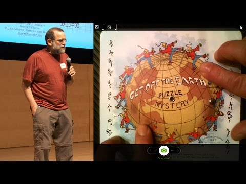 Lewis Carroll's Math Puzzles by Stuart Moskowitz at the San Francisco Public Library